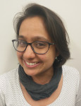 Tanvi Deora (University of Washington), a postdoctoral fellow on the MURI on Neural-inspired Sparse Sensing and Control for Agile Flight