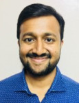 Aditya Nair (University of Washington), a postdoctoral fellow on the MURI on Neural-inspired Sparse Sensing and Control for Agile Flight