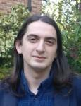 Burak Boyacioglu, (University of Washington), a graduate student on the MURI on Neural-inspired Sparse Sensing and Control for Agile Flight